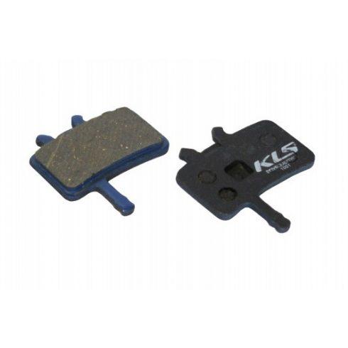 Kellys KLS D-02 organikus fékbetét pár tárcsafékhez 2020