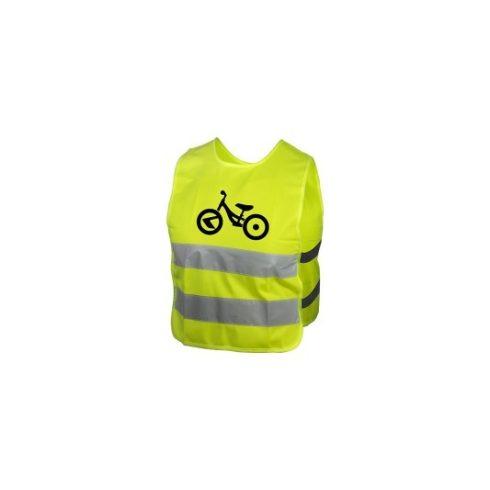 Kellys Starlight bike gyermek fényvisszaverő láthatósági mellény 2020